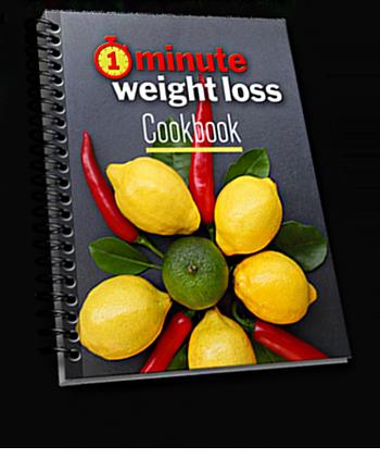 oneminuteweightloss bonus cookbook pdf download free